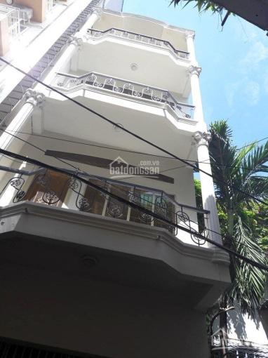 Bán nhà MT Vạn Kiếp gần khu Miếu Nổi - Phan Xích Long, Bình Thạnh DT 4x19m 3 lầu. Giá 17.9 tỷ ảnh 0
