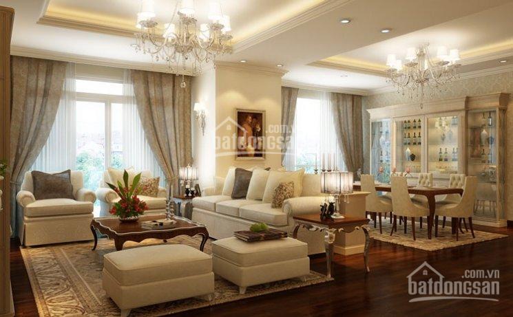 Bán căn hộ 172 Ngọc Khánh, Ba Đình, 112m2, 3 PN, nội thất đẹp, hướng Đông Nam, giá 36,5 triệu/m2 ảnh 0