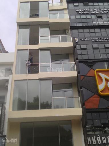 Bán nhà hẻm 6m Cách Mạng Tháng 8, Q. 10 (DT: 6x20m) nhà 5 lầu thang máy, giá 18 tỷ ảnh 0