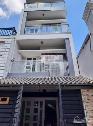 Nhà đẹp 1 trệt 2 lầu sân thượng, 4 x 18m KDC Nam Hùng Vương, Bình Tân HCM - 7 tỷ 250 - 0903601451 ảnh 0