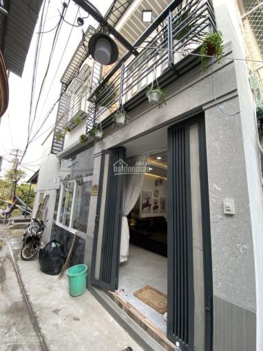 Bán nhà đẹp hẻm 487 Huỳnh Tấn Phát - 6x5m + 1 lầu, 2PN + tặng nội thất - giá: 1.95 tỷ ảnh 0