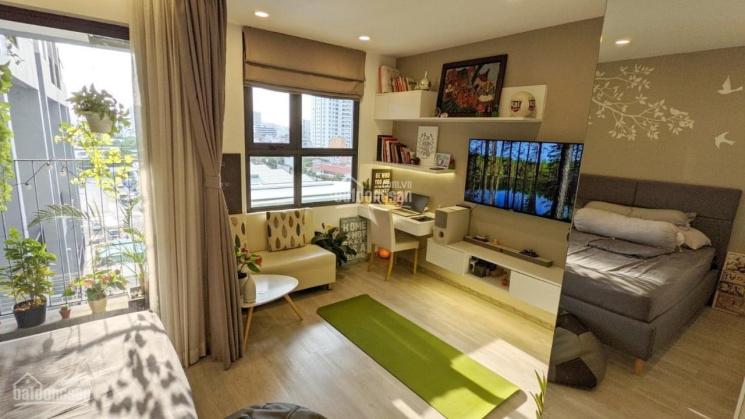 Bán căn hộ 1 phòng ngủ M-One Nam Sài Gòn,Quận 7, full nội thất DT 40m2, giá 1,6 tỷ. LH: 0935299000 ảnh 0
