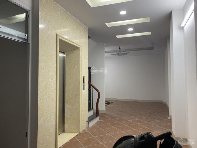 Bán nhà Lạc Long Quân - Quận Cầu Giấy - 7 tầng - thang máy - giá 7.5 tỷ ảnh 0