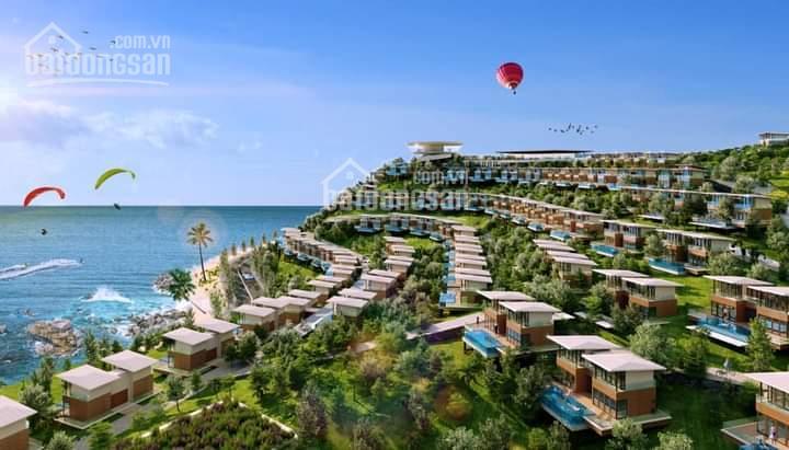 Nhận đặt chỗ biệt thự view biển đẹp nhất DA nghỉ dưỡng cao cấp ven biển MeyResort Bãi Lữ Nghệ An ảnh 0