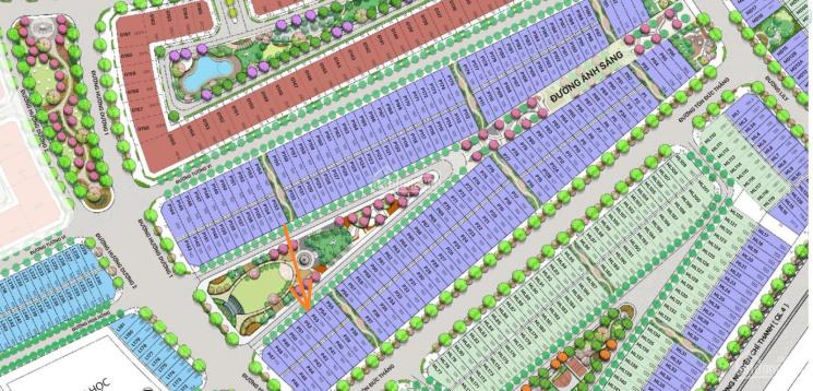 Bán căn P53 khu Paris EcoCity Premia 120m2, 4 tầng, giá 4,880 tỷ. LH 0933692399 ảnh 0