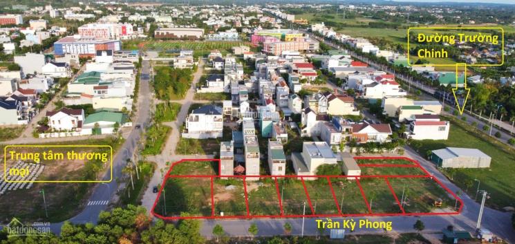 Bán đất biệt thự đường Trần Kỳ Phong, trung tâm thành phố Quảng Ngãi, đại hạ giá 19,4tr/m2 ảnh 0