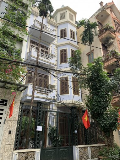 Cho thuê nhà phố Lê Trọng Tấn 140m2 x 4 tầng, MT 8m, ô tô đỗ cửa, 20 triệu/tháng ảnh 0