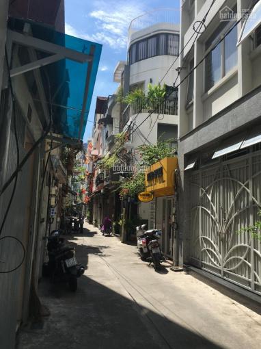 Chính chủ cần bán nhà đường Nguyễn Đình Chiểu, Q3 ảnh 0