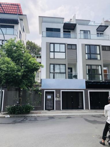 Bán biệt thự mặt tiền đường Long Hưng, P. 7, Q. Tân Bình, DT: 8 x 27m nhà 1 hầm 4 lầu ảnh 0