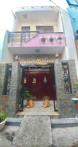 Bán nhà 1 trệt 1 lầu, hẻm 8m Lương Minh Nguyệt, quận Tân Phú. Giá 5,35 tỷ ảnh 0