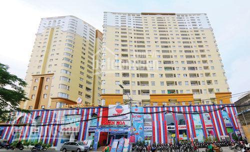 Bán căn hộ Âu Cơ Tower, Tân Phú, 80m2, 3PN, 2.4 tỷ, có sổ hồng ảnh 0