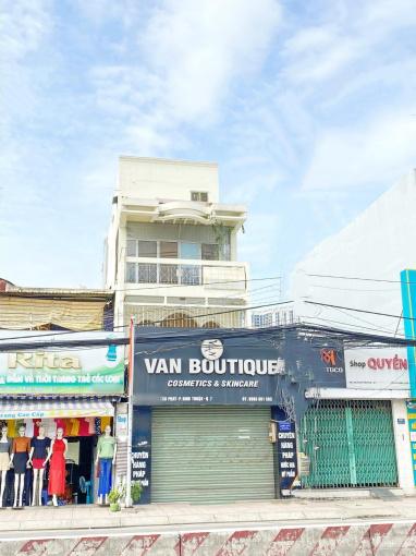 Mặt tiền kinh doanh sầm uất nhất Huỳnh Tấn Phát Quận 7 nhà mặt tiền 2 lầu (4,5x20) sổ hồng riêng ảnh 0