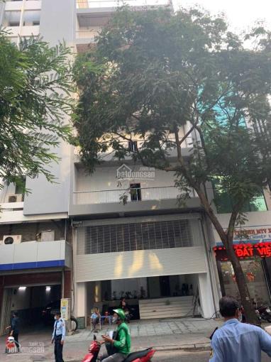 Cho thuê nhà quận 1, mặt tiền đường Thạch Thị Thanh, 5,5x22m, 6 tầng, giá 120 triệu/tháng ảnh 0