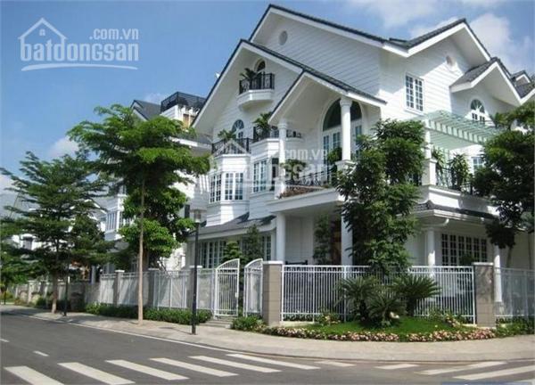 Đất biệt thự góc 2 mặt tiền KDC Sadeco nghỉ ngơi giải trí, P. Tân Phong, Q. 7, 237,5m2, giá 27,5 tỷ ảnh 0