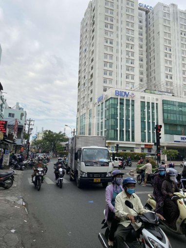 Bán nhà mặt phố đường Hồ Bá Kiện - Tô Hiến Thành, P15, Quận 10, 6.7x13m, trệt, lầu, giá 19.9 tỷ ảnh 0