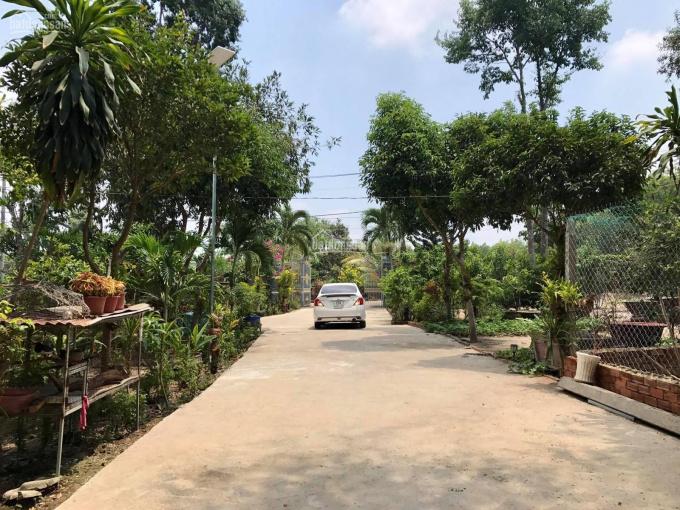 Bán lô đất góc 2 mặt tiền 1.288m2 có 750m2 thổ cư, đường Quách Thị Trang, Vĩnh Thanh, Nhơn Trạch ảnh 0