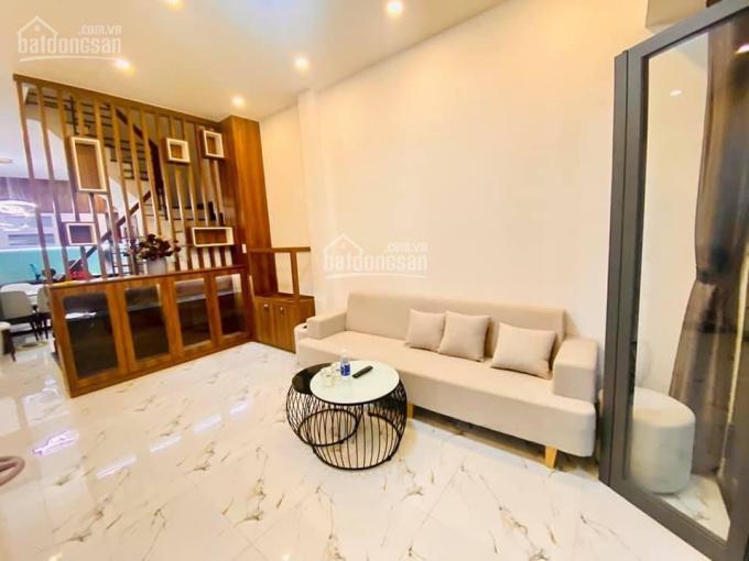 Bán nhà Q10 HXH thông, 46 m2, 3 tầng đẹp lung linh - 5PN master full nội thất chỉ 9tỷ5 ảnh 0