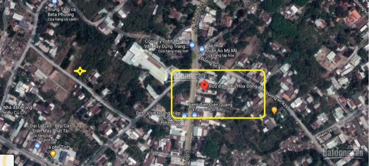 Đất Tỉnh Lộ 15, Phú Hòa Đông, Củ Chi, 94,9m2/1t9 cách đường chỉ 100m ảnh 0