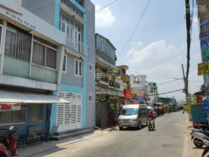 Bán căn nhà MT đường Võ Trứ, phường 9, quận 8 ảnh 0