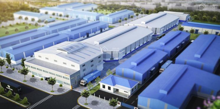 Công ty cần bán kho xưởng 9000m2 tại Nam Sơn, An Dương, Hải Phòng