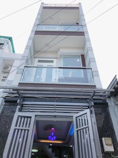 Bán nhà đẹp Quận 8 - 41m2 - 4 tầng - chỉ 3.5 tỷ ảnh 0