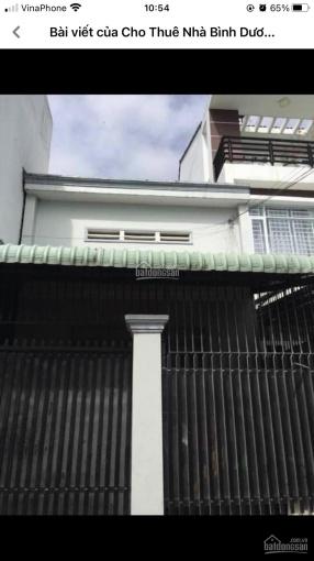 Cho thuê nhà hẻm Lê Hồng Phong, Phường Phú Hoà 5,5 triệu/tháng. LH 0917829339 ảnh 0