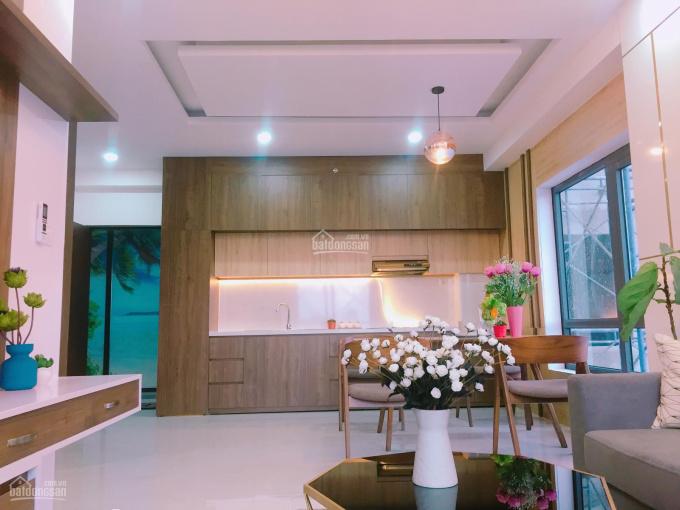 Cần bán gấp căn hộ đẹp full nội thất mặt tiền Ngô Quyền. Giá rẻ ảnh 0