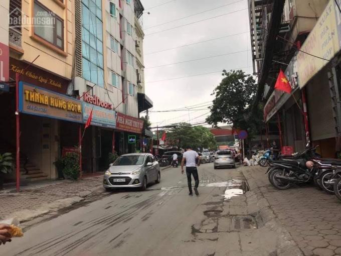 Bán nhà đất mặt phố Đình Thôn - DT 116m2 - C4 - MT 7.8m - kinh doanh đỉnh ảnh 0