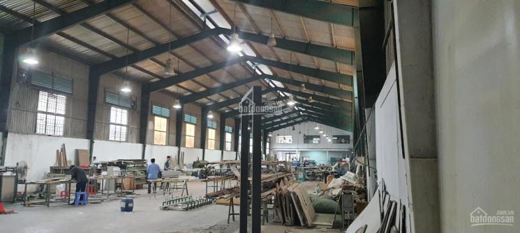 Cho thuê kho xưởng 1400m2 giá 68tr vừa hết hợp đồng  tại Nguyễn Ảnh Thủ, Phường Hiệp Thành, Quận 12 ảnh 0