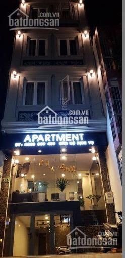 Chính chủ bán nhà mặt tiền khu Bàu Cát, Đồng Đen Tân Bình, 6 tầng. Có thang máy, 10.5 tỷ ảnh 0