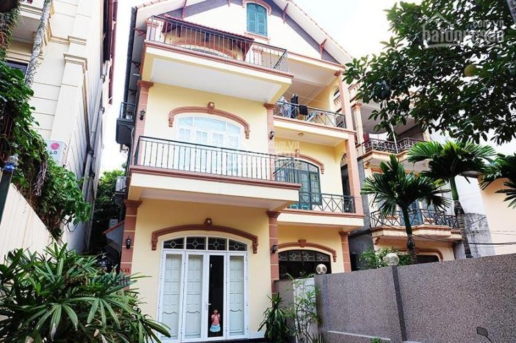 Bán căn biệt thự 4 tầng tại Quảng An - Tây Hồ ảnh 0