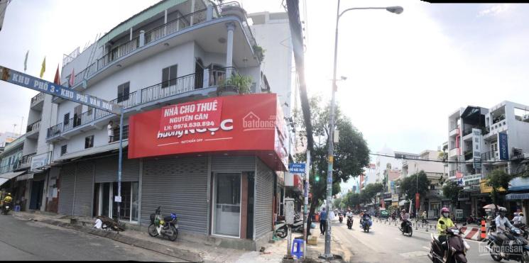 Cho thuê nhà nguyên căn 2 mặt tiền đường Nguyễn Sơn, quận Tân Phú ảnh 0
