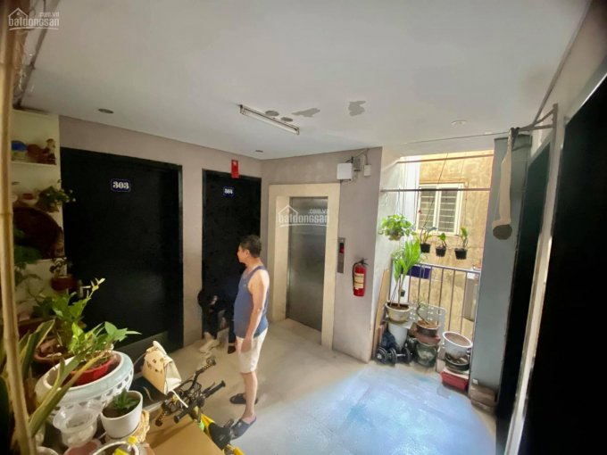 Siêu rẻ toà chung cư mini phố An Dương Vương - Tây Hồ, gara ô tô - 215m2 x 8T, thang máy, giá 22 tỷ ảnh 0