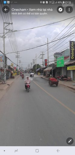 Cho Thuê mặt tiền Võ Văn Vân 7tr/tháng Nhà gác 4x10m ảnh 0