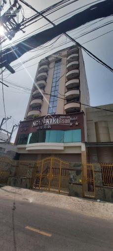Bán khách sạn 2 sao, đường 281 Lý Thường Kiệt, quận 11, DT 614,25m2, giá 125 tỷ ảnh 0
