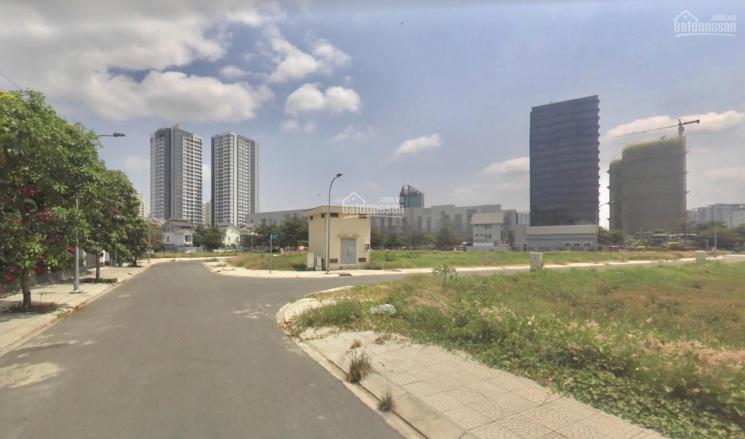 Sang gấp lô đất 100m2 đường Lê Văn Lương, Quận 7, sau TTTM SC Vivo, đường 12m, sổ hồng ảnh 0