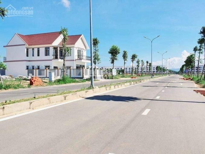 Lô góc hướng đông nam tại phường Nghĩa Chánh chỉ hơn 13tr/m2 ảnh 0