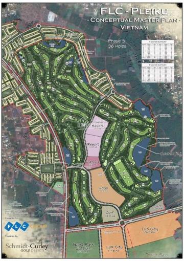 Bán lô đất khu đồi thông cạnh dự án siêu hot sân golf FLC Đăk Đoa giá rẻ nhất thị trường ảnh 0