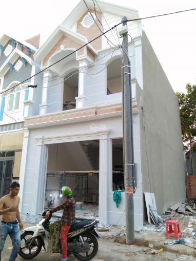 Nhà mới xây lầu trệt đường Hà Huy Giáp, 2.28 tỷ/100m2, sổ riêng, thổ cư hết ảnh 0