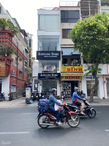Hàng hiếm cuối năm, mặt tiền thời trang Nguyễn Trãi, Q5, nhà đẹp 3 lầu nở hậu giá chỉ 30.5 tỷ ảnh 0
