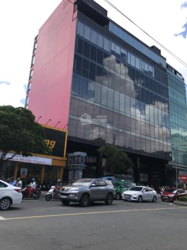 Bán tòa nhà đường Sư Vạn Hạnh, P12, Q10 ngay Vạn Hạnh Mall, nhà hầm 5 lầu thang máy giá 32 tỷ TL ảnh 0