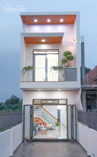Nhà Phú Lợi, đường nhựa mới 100%, 4 phòng ngủ, cách HVL 150m. Giá 3 tỷ 690 ảnh 0