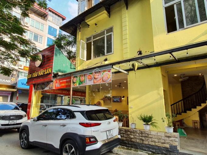 Cho thuê nhà phố Tô Hiệu Cầu Giấy DT 250m2, 1T MT 25m cà phê nhà hàng showroom thông sàn giá 60tr ảnh 0