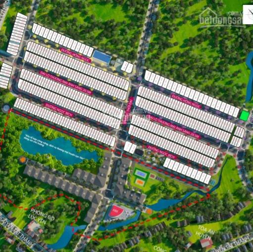 Dự án TNR Lục Yên, Yên Bái, đã tách sổ từng nền, giá đầu tư đợt 1, quỹ hàng độc quyền vị trí hot ảnh 0