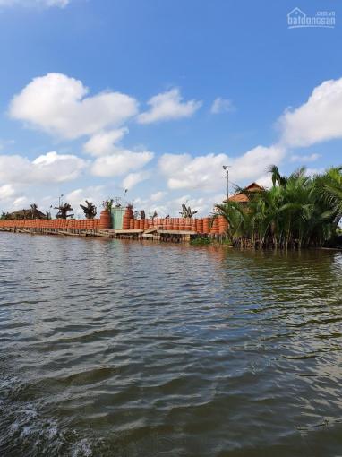 Bán 2ha đất mặt tiền sông lớn Cát Lái, xã Phú Đông, Nhơn Trạch, giá 1,8 tỷ/1000m2, LH 0967567807 ảnh 0