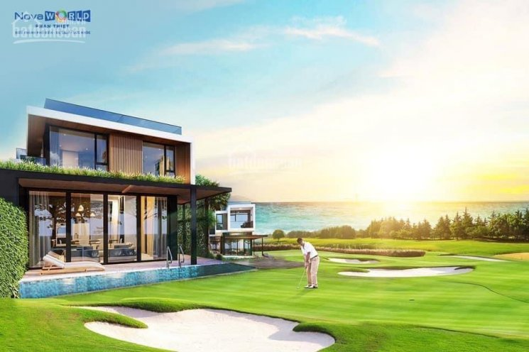 Siêu phẩm Pga Golf Villas - biệt thự trong lòng sân golf đẳng cấp quốc tế tại NovaWorld Phan Thiết ảnh 0
