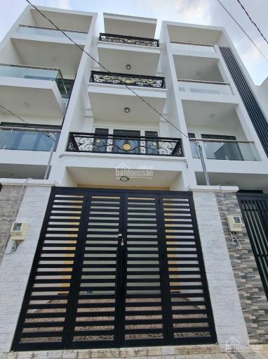 Nhà KDC Việt Nhân đường số 1, 4 tầng, 5 phòng, 4 WC, sân thượng, cho vay bank, giá 4.25 tỷ, h. Bắc ảnh 0