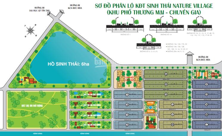 Nhà đất Tân Đô cam kết giá rẻ nhất khu vực Hương Sen Garden, bao sổ và GPXD ảnh 0