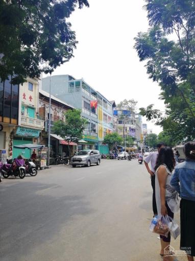 Mặt tiền Nguyễn Chí Thanh, Q 5, DT: 4m x 18m (72m2), trệt 3 lầu. Duy nhất giá chỉ 23.5 tỷ ảnh 0