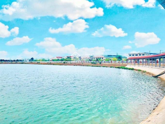 Bán nhanh lô đất khu dân cư Tân Đô Hương Sen, DT: 5m x 26m, giá 1.5 tỷ. Sổ hồng riêng ảnh 0
